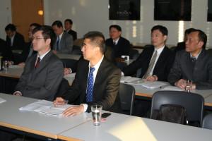 Chinesische Delegation 30.10.2013