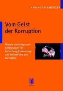Vom Geist der Korruption