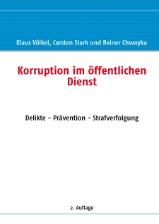 Korruption im öffentlichen Dienst