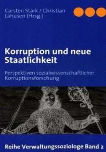 Korruption und neue Staatlichkeit