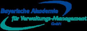 Logo Bayerische Akademie für Verwaltungsmanagement